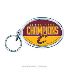 2016 NBA Finals Champions Cleveland Cavaliers Acrylic Key Ring