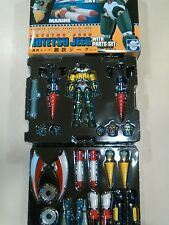 Kotetsu JEEG Dynamite Action product n° 20EX Evolution Toy with parts set