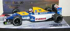 Nigel Mansell Minichamps 1:43 Williams Renault FW14B Weltmeister 1992