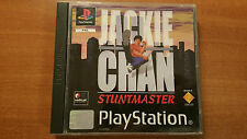 Jackie Chan Stuntmaster PS1 RARE - NO Manual - for Playstation 1 - PAL