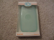 ☀️ NEW OLO by CASE MATE Samsung Galaxy S3 S III Blue Glacier Soft Case OLO025513