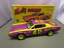 ACTION 1/24 #42 MARTY ROBBINS 1974 DODGE CHARGER CLEAR WINDOW BANK *READ*