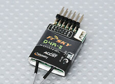 New FrSky D4R-II 2.4 Ghz 4 Channel Receiver Data Port CPPM RSSI 2-Way Telemetry