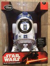 JOUET STAR WARS R2 D2 PARLANT DISNEY 20 * 27 CM EN BOITE NEUF