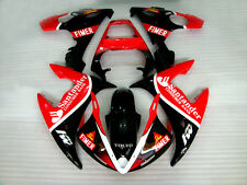 Injection Molding Plastic Set Carrozzeria Carena per Yamaha YZF 600 R6 2003 2004
