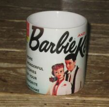 Barbie and Ken Advertising MUG