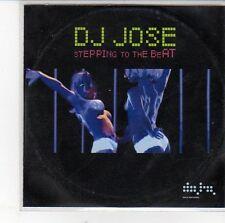 (EH163) DJ Jose, Stepping to the Beat - DJ CD