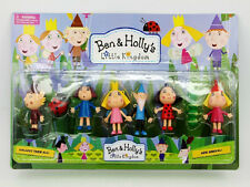 New Cartoon Ben and Holly's Little Kingdom 8PCS Figures 3″ Pendant