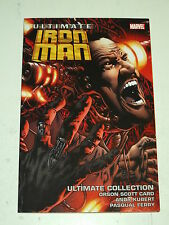 ULTIMATE COMICS IRON MAN ULTIMATE COLLECTION MARVEL SCOTT CARD 9780785146414