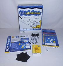2013 USAopoly Game Telestrations – The Telephone Game Sketched Out!