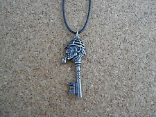 CHIAVE 221B KEY APARTMENT NECKLACE COLLANA CIONDOLO SHERLOCK HOLMES SERIE TV #2