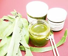 Eucalyptus Salve, 4oz All Organic Natural, expel bug bits, itchiness, allergy