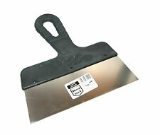 """Taping Knife 200mm, Stainless Spatula 8"""", Drywall Plastering, Filling Knive DIY"""