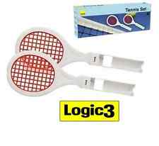 Brand New and Boxed Logic 3 Nintendo Wii Tennis Racket Racquet Set Wimbledon