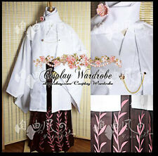 Axis Powers Hetalia APH Japan Kimino Cosplay Outfit Costume