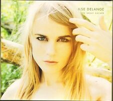 ILSE DeLANGE The Great Escape 14 track CD & DVD DIGIPACK 2006