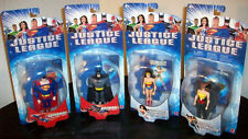 JUSTICE LEAGUE Animated Series  2002-2003 Superman Batman Wonder Woman Hawkgirl