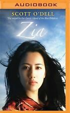 Zia by Scott O'Dell (2016, MP3 CD)