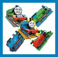 15 Thomas the Tank Engine Train Shaped Stickers Party Favors