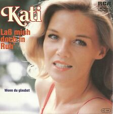 "Kati - Lass mich doch in Ruh: mit Product-Facts (7"" Vinyl-Single Germany 1983)"