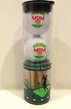 WORLD'S GREATEST MOM GOLF BALLS AND TEES