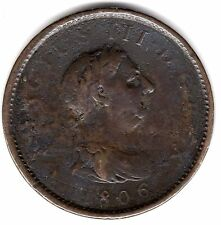 1806 KING GEORGE III ONE PENNY 1d - (b)