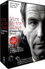 Wire In The Blood . Complete Series Season 1 2 3 4 5 6 Hautnah Methode Hill DVD