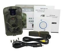 Ltl Acorn 6210MC HD 1080P Scouting Hunting Game Camera,Records Sound,Blue 940nm