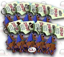 KEY CHAINS SCOOBY-DOO  KEY CHAINS PERFECT FOR YOU LOT OF 10