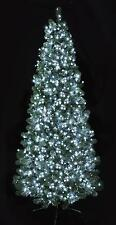 Christmas Lights In & Outdoors Treebrights 1000 White LED Bulbs Xmas Decoration