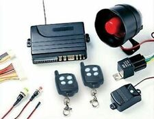 New Remote Engine Start Car Alarm Security System Trunk Release Feature