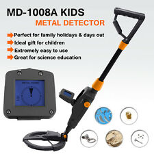 NEW Metal Detector Sensitive Search Gold Digger Hunter LCD Kids Treasure Toys