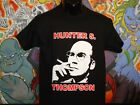 "Hunter S Thompson ""Face"" Shirt Fear and Loathing in Las Vegas Rum Diary"