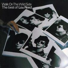 Best Of-Walk On The Wild Side - Lou Reed (1988, CD NEUF)
