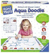 Ravensburger Ministeps Aqua Doodle Kinder Tafeln Spielzeug Basteln Malen NEU