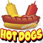 Hot Dogs Decal 8
