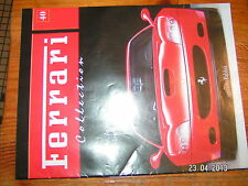 Fascicule Ferrari Collection n°40 375 Indy F40 Racing+ poster 308 GTB-GTS
