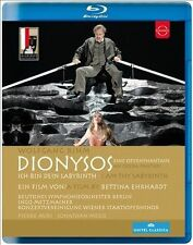 Dionysos-An Opera Fantasy [Blu-ray], New DVDs