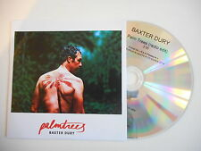 BAXTER DURY : PALM TREES ( RADIO EDIT ) [ CD PROMO ] ~ PORT GRATUIT
