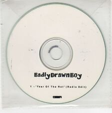 (GJ599) Badly Drawn Boy, Year of the Rat - DJ CD