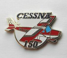 CESSNA 150 PLANE CIVIL AIRCRAFT LAPEL PIN BADGE 1.4 INCHES