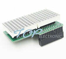 SainSmart MAX7219 dot matrix module 2LED 16*8 Module for Raspberry Pi