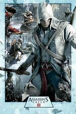 Assassin's Creed 3 : Collage - Maxi Poster 61cm x 91.5cm (new & sealed)