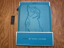"Marc By Marc Jacobs Painted Teal Ipad 3 & 4 Tablet Sleeve Bag ""NWT"" $98.00"