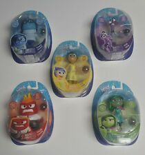 Takara TOMY Disney Pixar Inside Out Action Figure Bundle of 5 with Memory Sphere
