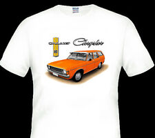 74'  75'  VALIANT CHRYSLER  GC  GALANT 1600  STATION WAGON  QUALITY WHITE TSHIRT