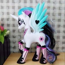 13CM Princess Celestia My Little Pony funny Cake Toppers Doll Action Figure Toy