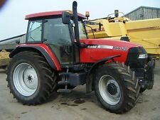 Case MXM Series 120 - 190 Tractors - Workshop / Service / Repair Manual.