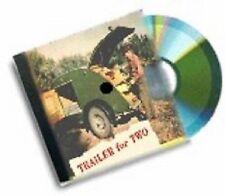 Revente job lot vintage larme camping caravane tente plans dvd rom paquet