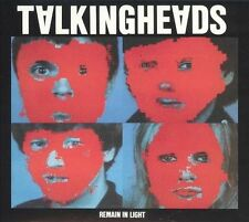 TALKING HEADS Remain In Light DualDisc CD/DVD-Audio 5.1 Surround SEALED RARE